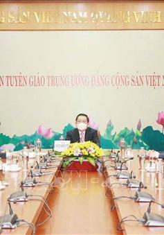 Việt Nam luôn sát cánh với Lào trong cuộc chiến chống đại dịch COVID-19