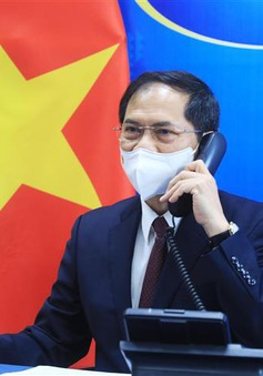 Hoa Kỳ sẽ hỗ trợ Việt Nam tiếp cận vaccine COVID-19
