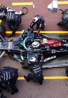 Mercedes lập kỷ lục đáng quên về pitstop