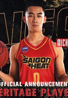 Saigon Heat công bố cầu thủ Việt Kiều cho mùa giải VBA 2021