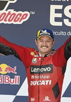 Jack Miller về nhất tại GP Tây Ban Nha