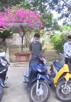 Nghệ An: Triệt xóa 2 nhóm chuyên trộm cắp tài sản