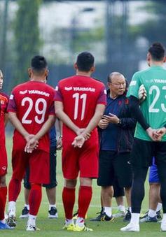 Công bố danh sách 35 tuyển thủ ĐT Việt Nam tập trung chuẩn bị cho vòng loại World Cup 2022
