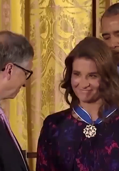 Mỹ: Vợ chồng tỉ phú Bill Gates tuyên bố ly hôn sau 27 năm chung sống