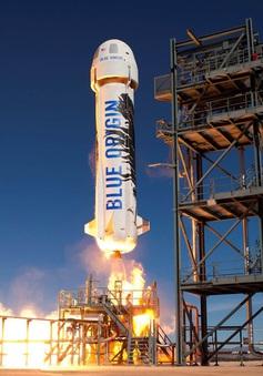 Blue Origin bắt đầu mở bán vé du lịch vũ trụ