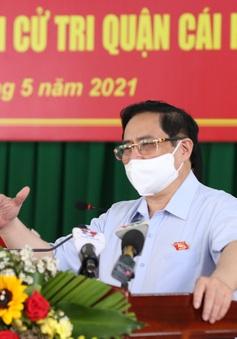 Thủ tướng Phạm Minh Chính: Phát triển Cần Thơ để thực sự trở thành trung tâm ĐBSCL