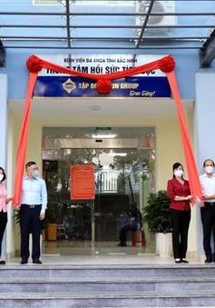 Bắc Ninh tiếp nhận Trung tâm Hồi sức tích cực ICU