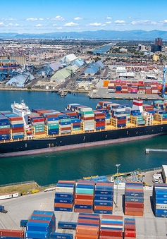 Giá hàng hóa có thể tăng vọt do cước vận tải biển leo thang