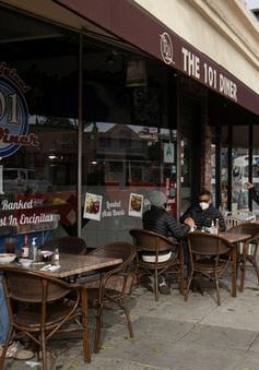 "Mỹ: Nhà hàng tại California ""hồi sinh"" sau COVID-19"