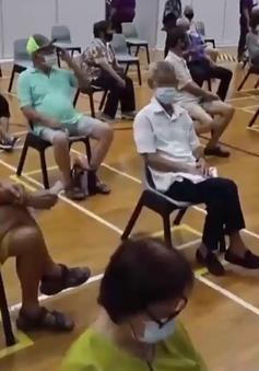 Singapore đối mặt với già hóa dân số