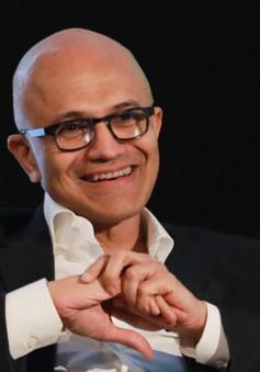 Microsoft bổ nhiệm CEO Satya Nadella làm chủ tịch