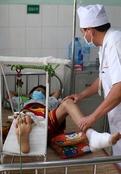 Cảnh báo tai nạn thương tích gia tăng ở trẻ