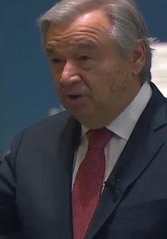 Ông Guterres chính thức được bổ nhiệm làm Tổng thư ký LHQ nhiệm kỳ 2