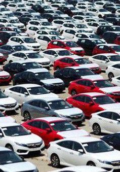 Người Việt chi hơn 1,46 tỷ USD nhập khẩu ô tô