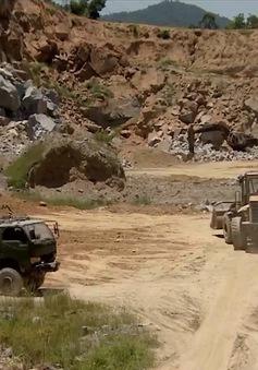 Đà Nẵng phục hồi môi trường các mỏ khoáng sản