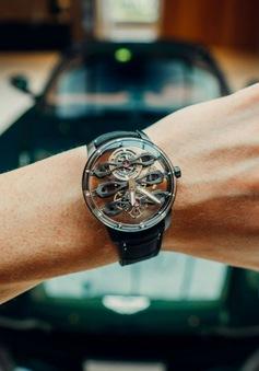 Aston Martin ra mắt mẫu đồng hồ giá hơn 3 tỷ đồng