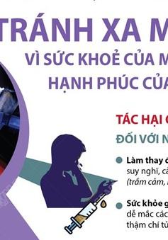 Ngày toàn dân phòng, chống ma túy 26/6: Hãy tránh xa ma túy!