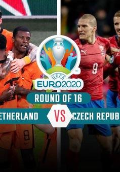 """ĐT Hà Lan 0-2 ĐT CH Séc: De Ligt hóa tội đồ, """"Cơn lốc da cam"""" dừng bước tại vòng 1/8 UEFA EURO 2020"""
