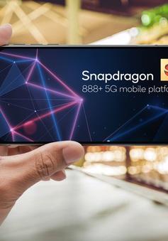 Qualcomm trình làng phiên bản cải tiến dòng chip cao cấp Snapdragon 888 Plus