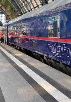Châu Âu khôi phục tàu hỏa chạy đêm, cạnh tranh với máy bay