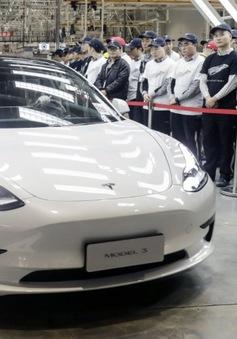 Tesla triệu hồi hơn 285.000 xe điện tại Trung Quốc