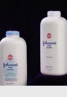Johnson & Johnson bị phạt 2,1 tỷ USD vì phấn rôm trẻ em gây ung thư