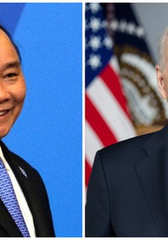 Tổng thống Joe Biden mong muốn Việt Nam - Mỹ tăng cường hợp tác ứng phó biến đổi khí hậu