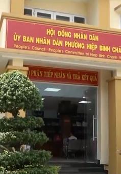 TP Hồ Chí Minh tạm dừng tiếp công dân trực tiếp tại cơ quan, đơn vị