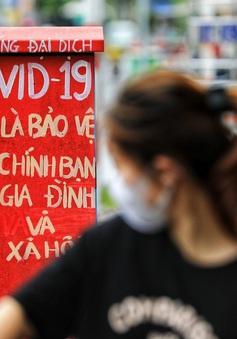 Độc đáo bốt điện cổ động chống dịch ở Hà Nội