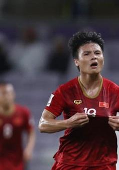 Saudi Arabia 0-1 Việt Nam: Quang Hải ghi bàn mở tỉ số bất ngờ
