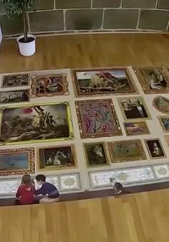Bức tranh ghép hình lớn nhất thế giới