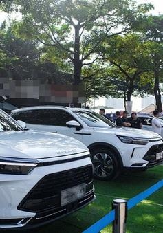 """Ô tô Trung Quốc """"đổ bộ"""" vào ASEAN, thị trường Việt Nam có thể gay gắt nhất"""