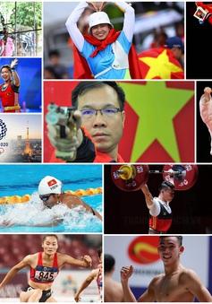 Thể thao Việt Nam và danh sách 18 VĐV dự Olympic Tokyo là những ai?