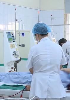 Nguy cơ lây nhiễm SARS-CoV-2 của nhóm bệnh nhân chạy thận nhân tạo ngoại trú