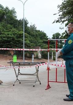 Kiểm soát người và phương tiện vào TP Tuy Hòa, Phú Yên