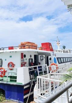 Đưa tàu cao tốc đường thủy vào vận chuyển hàng hóa