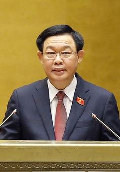 Giới thiệu ông Vương Đình Huệ giữ chức Chủ tịch Quốc hội khóa XV