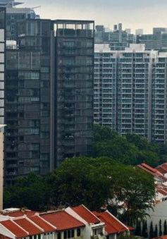 Giao dịch nhà ở xã hội tại Singapore sôi động mùa dịch
