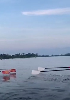 Tăng cường dinh dưỡng cho vận động viên Rowing Việt Nam tham dự Olympic