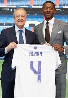 Alaba ra mắt Real Madrid, tiếp quản số áo Ramos