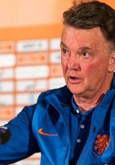 HLV Louis van Gaal trở lại dẫn dắt đội tuyển Hà Lan