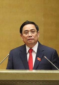 Thủ tướng trình Quốc hội cơ cấu Chính phủ mới giảm 1 Phó Thủ tướng
