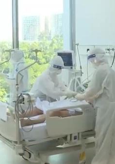 Hành trình của một người mắc covid-19 từ cõi chết trở về