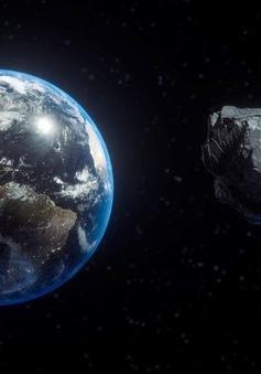 Thiên thạch có kích thước khổng lồ bay đến sát Trái Đất