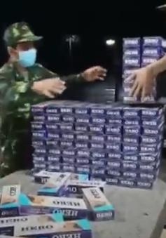 Tây Ninh: Bắt giữ 5 vụ buôn lậu và nhập cảnh trái phép chỉ trong 1 đêm