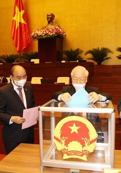 Quốc hội phê chuẩn bổ nhiệm 26 thành viên Chính phủ nhiệm kỳ mới