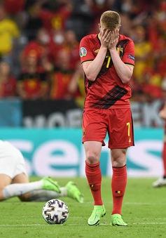 VIDEO Highlights ĐT Bỉ 1-2 ĐT Italia   Tứ kết UEFA EURO 2020