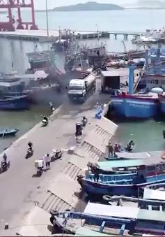 Bình Định kiểm soát tàu cá đến từ nhiều địa phương