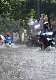 Từ ngày 5-13/7, nhiều khu vực có mưa dông, đề phòng thời tiết nguy hiểm