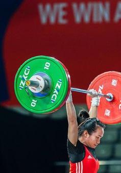 Cử tạ Việt Nam mất một suất dự Olympic Tokyo